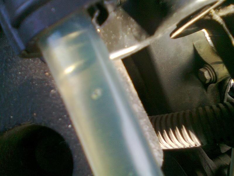 [résolu]Mauvais démarrage à froid, fuite sur capuchon noir pompe injection - Page 2 Photo014