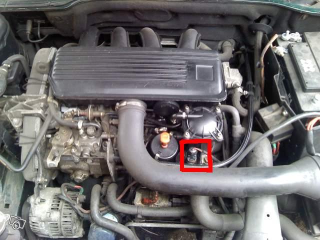 Sonde température liquide refroidissement Yu10