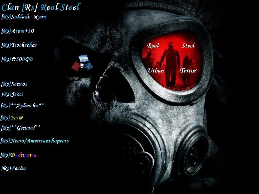 Clan [Rs]*Real Steel* Argentina