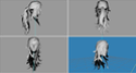 Problème texture pour le mesh Sans_t10