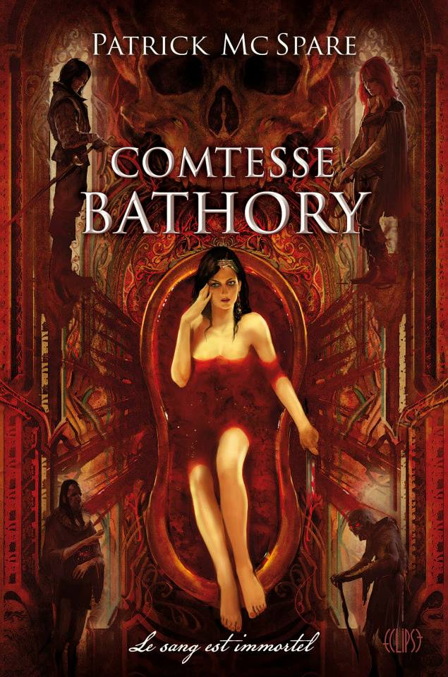 MC SPARE Patrick - Comtesse Bathory 12344810
