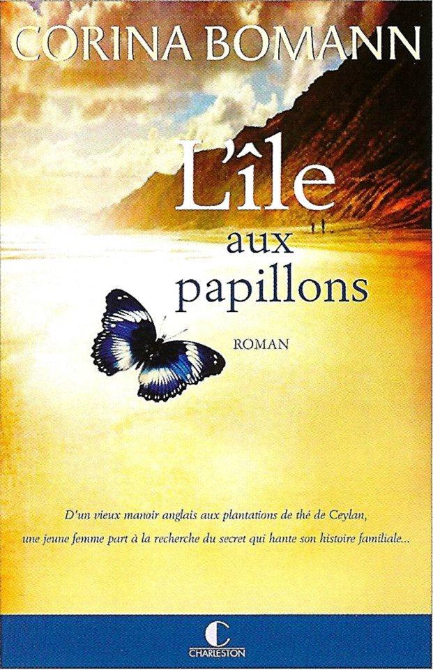 BOMANN Corina - L'île aux papillons  12405110