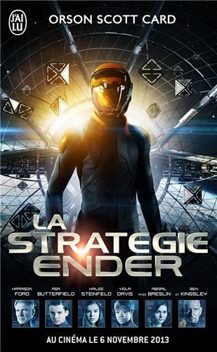 SCOTT CARD Orson - LE CYCLE D'ENDER - Tome 1 : La stratégie Ender 51mkpg10