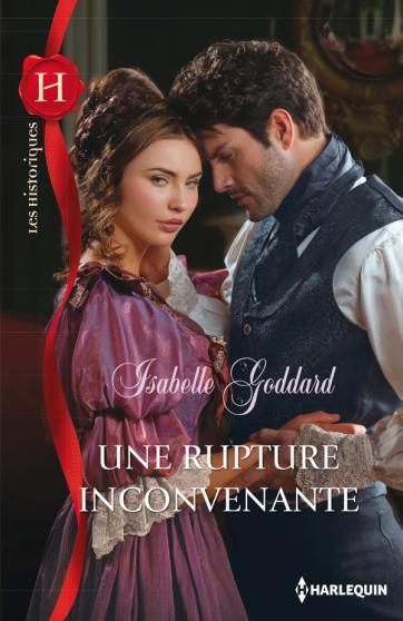 GODDARD Isabelle - Une rupture inconvenante 97822811