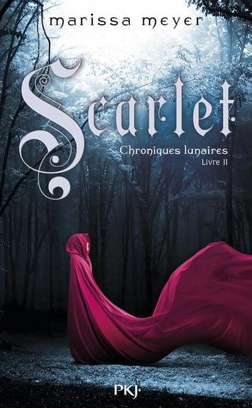 MEYER Marissa - LES CHRONIQUES LUNAIRES - Tome 2 : Scarlet  Captur10