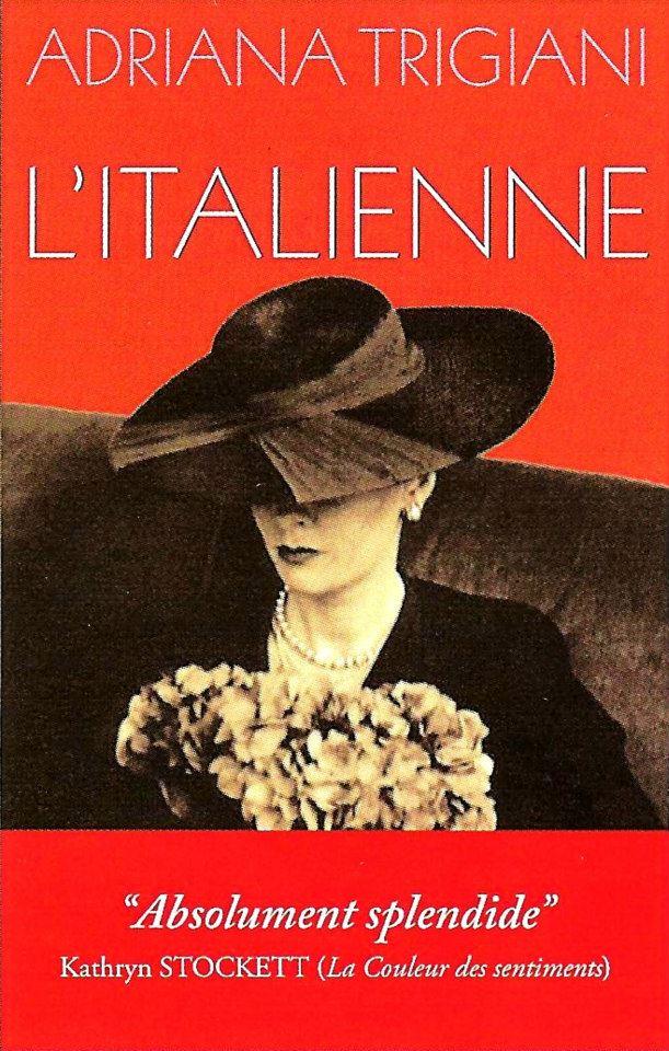 TRIGIANI Adriana - L'Italienne Italie10