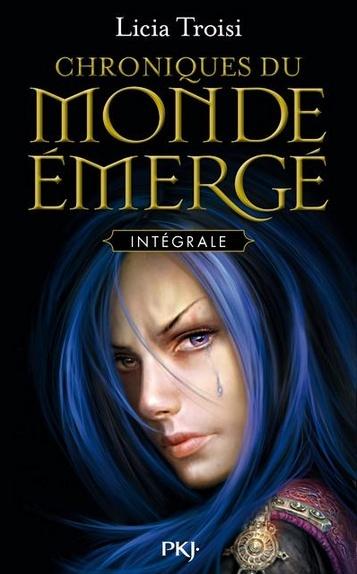 TROISI Licia - CHRONIQUES DU MONDE ÉMERGÉ - L'intégrale Novemb10