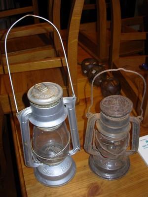 Les trouvailles de vide-grenier - Page 5 Lampes10