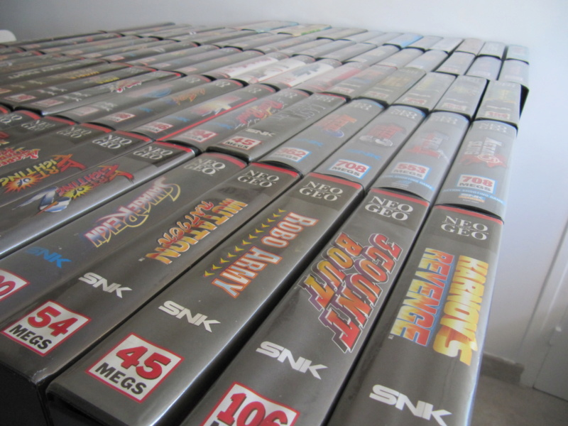 Ma collec' Neo Geo AES US Img_3235
