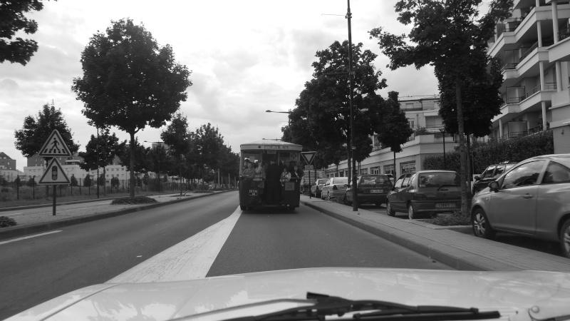 Musé du transport à Chelles  Ampoul37