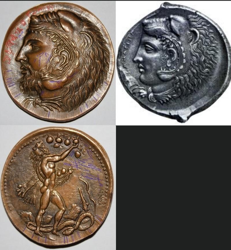 Identification monnaie en bronze Steven10
