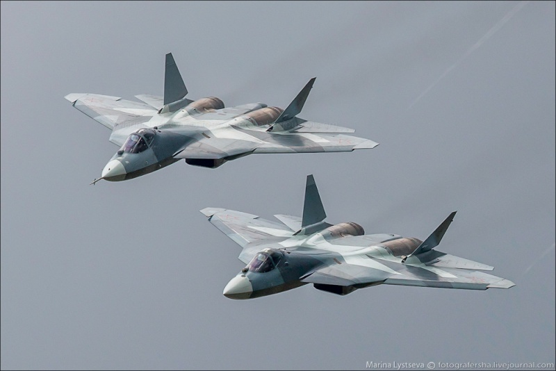 MAKS-2013 Photos & Discussions - Page 3 Pak_fa10
