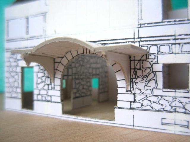 construction de la gare de Samoens en HO La_gar14