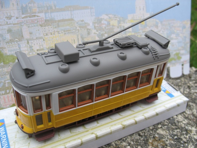 les Tramways de Lisbonne Tramwa13