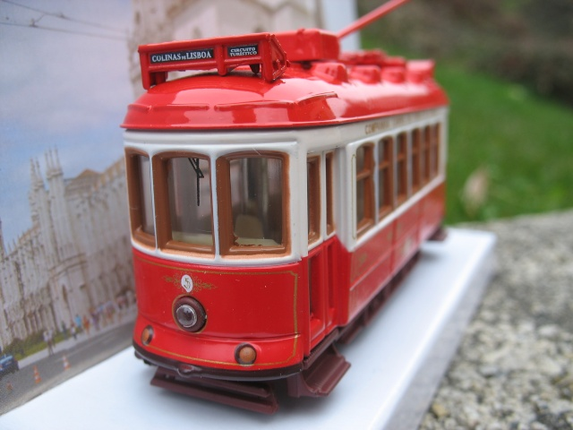 les Tramways de Lisbonne Tramwa16