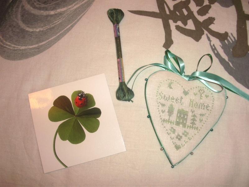 *** Photos échange de la St Patrick = Petit vert *** Achang11