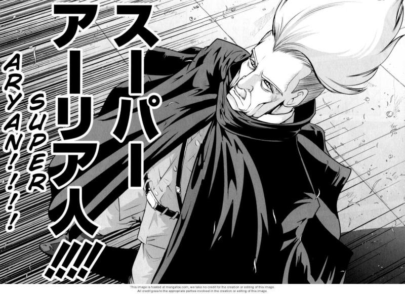 Flood: manga Umudaz11