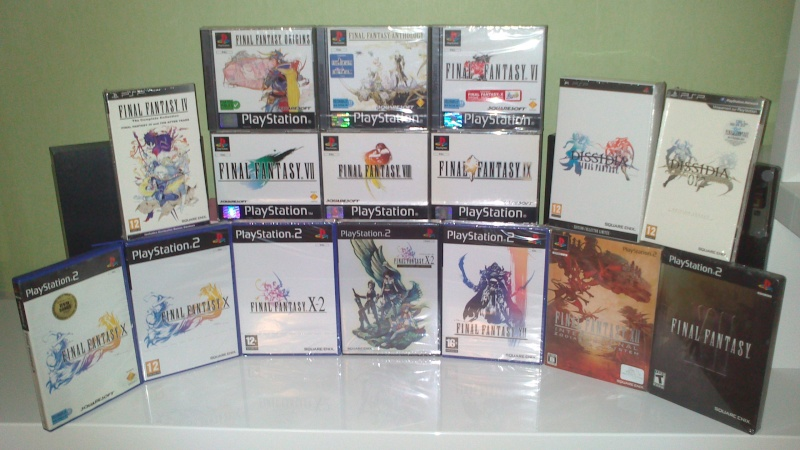 Collection d'Atthis ~FF je t'aime~ Ps1-ps13