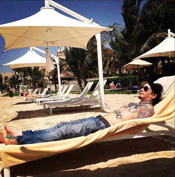 GNR Live in Abu Dhabi 15607110