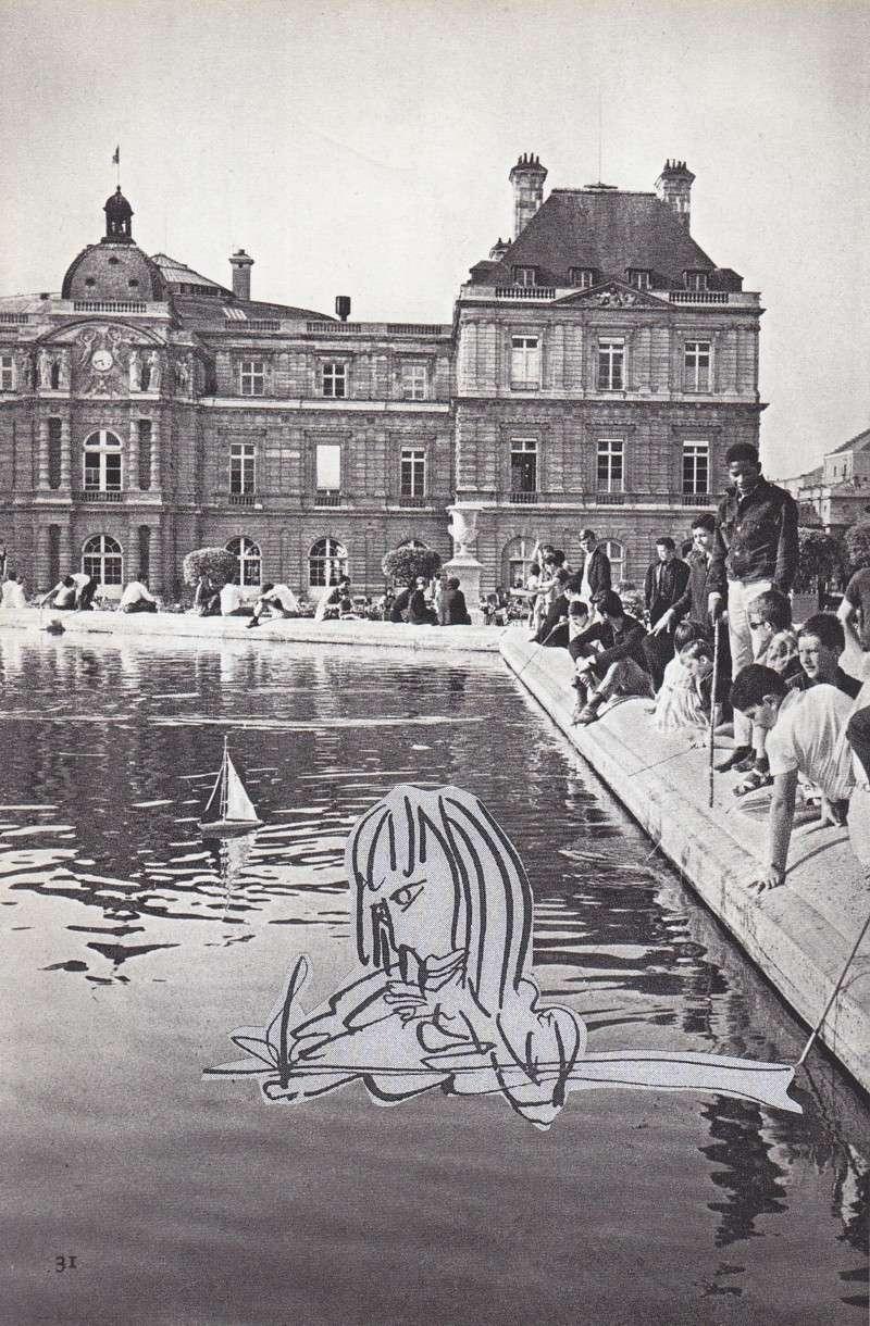 Françoise Hardy et l'humour Barche11