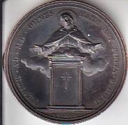 Médaille du pape LEON XIII, année 1900. Leon_x10