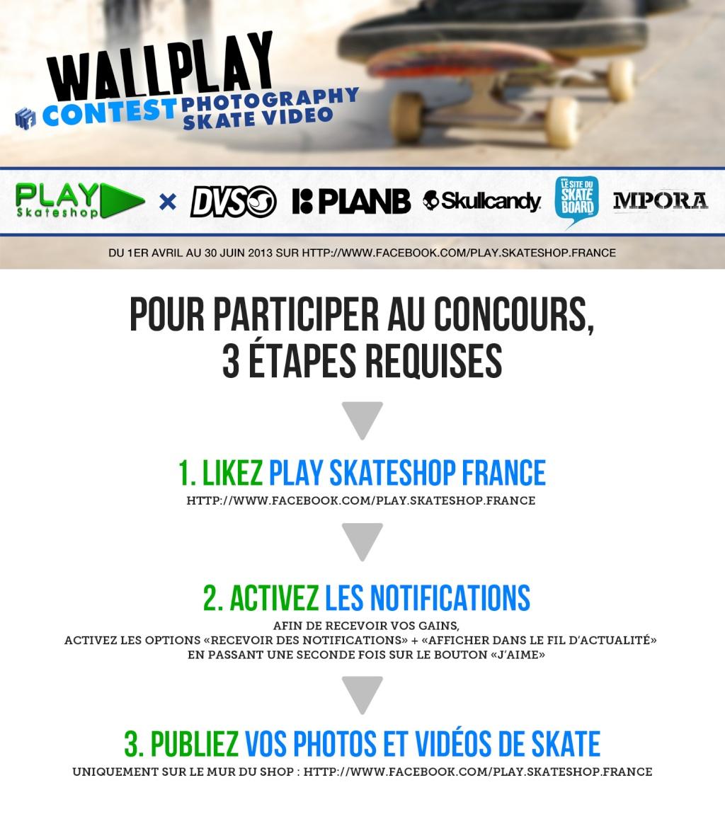 WALLPLAY CONTEST 2013 - concours photos et vidéos de skate Couver10