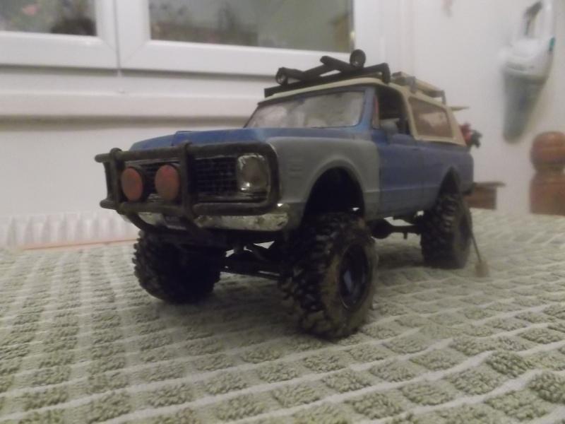 chevy blazer 1972 avec sa remorque terminé Dscf0810