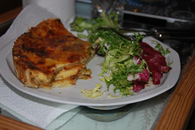 S20 du 25 au 31 mars 2013 : tarte poireaux fromages Dsc_0020