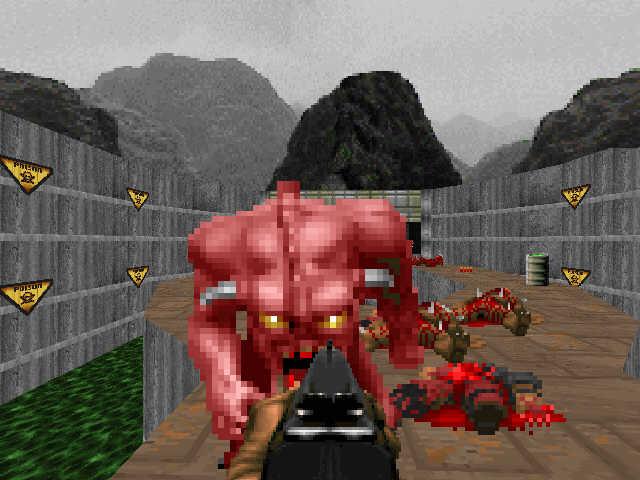 DOOM - Original PC Game Doom1_10