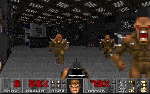 DOOM - Original PC Game Doommo10