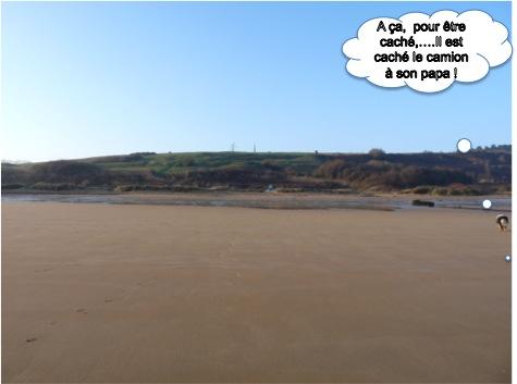 ...seul sur le sable, les pneus dans l'eau, Marco était trop beau... Cacha11