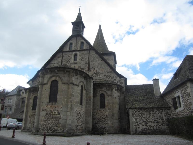 L'église Saint-Georges de Riom-ès-Montagnes Fabien58