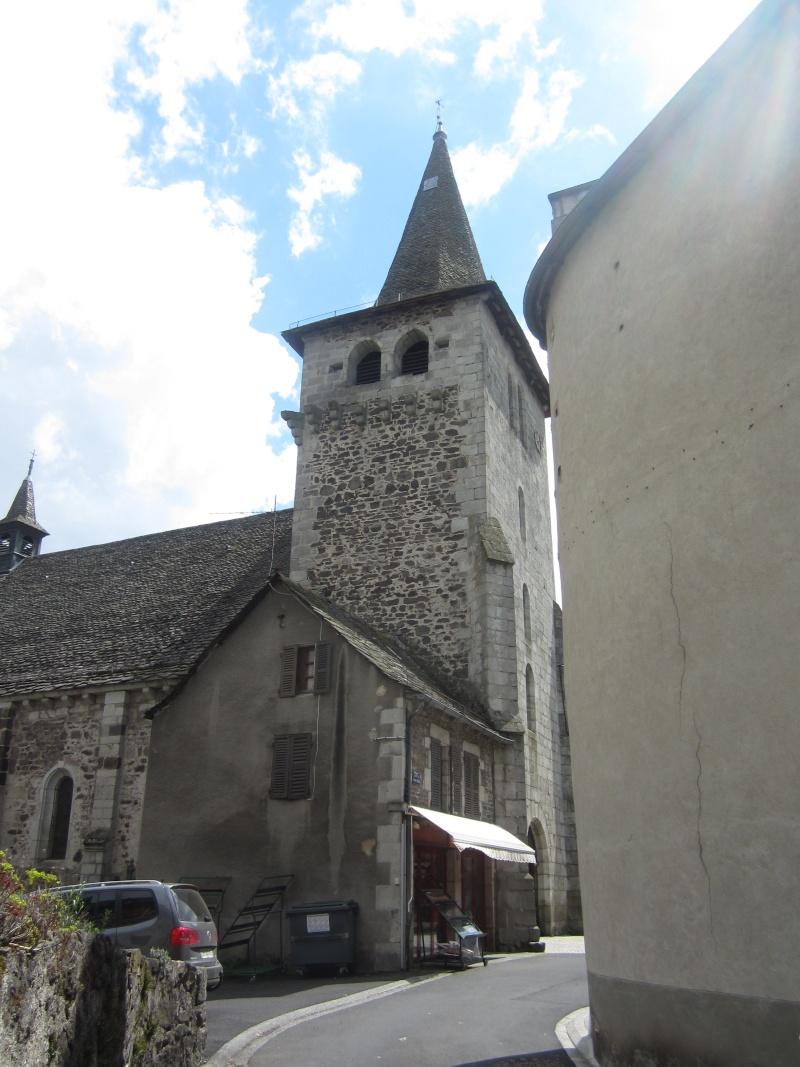 L'église Saint-Georges de Riom-ès-Montagnes Fabien60