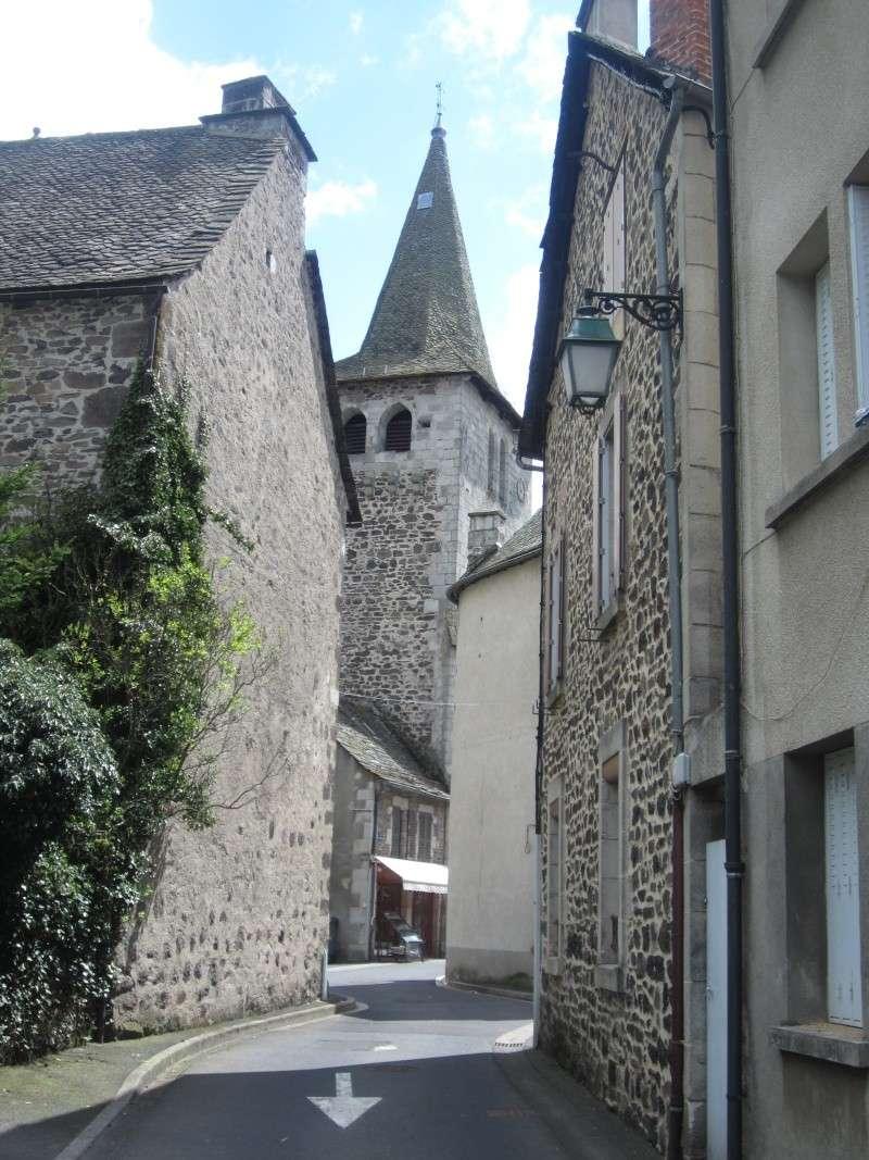 L'église Saint-Georges de Riom-ès-Montagnes Fabien61
