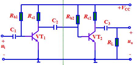 [liklon学模电]多级放大电路 110