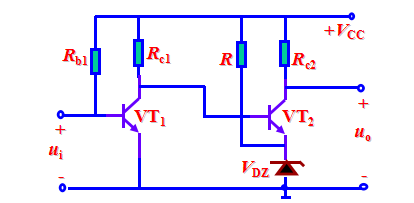 [liklon学模电]多级放大电路 410