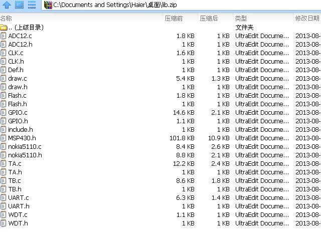 msp430f149 的库,一天学会应用430单片机所有资源。不会430的人马上上手,详细的注释(转) 43010