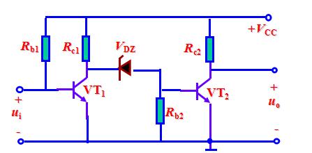 [liklon学模电]多级放大电路 510