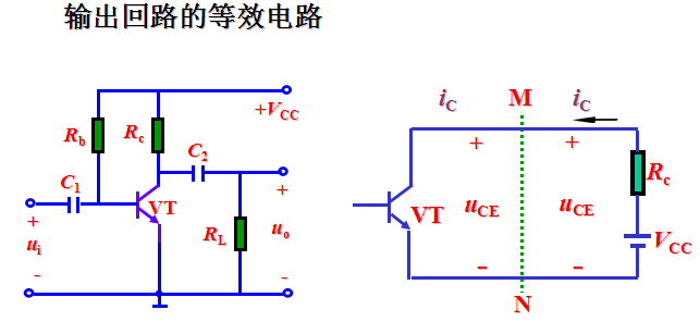 [liklon学模电]单管共射极放大电路 Ac710
