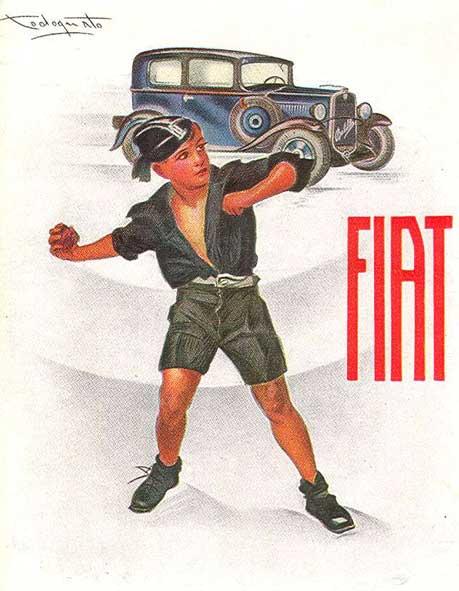 """SIMCA-FIAT, 6cv """"balilla"""", 5 """"topolino"""", 8 """"1100"""" les franco-italiennes - Page 2 Balill10"""