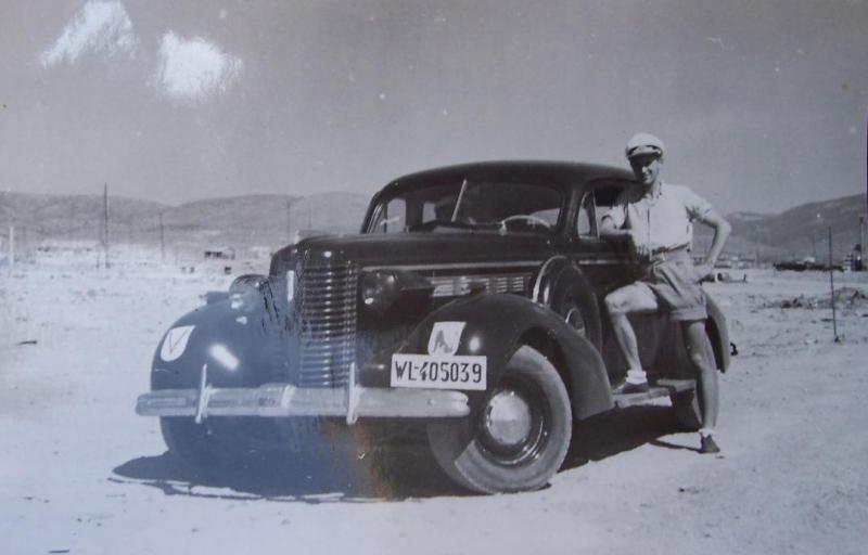automobile en uniforme - Page 5 German10