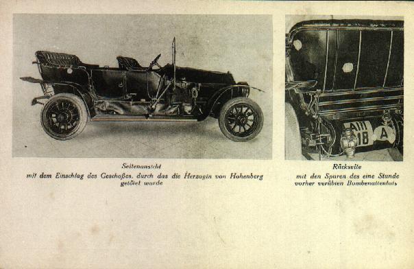 voitures de maréchaux, de generaux, de chefs d'état, de celebrités..... - Page 2 Graf_u11