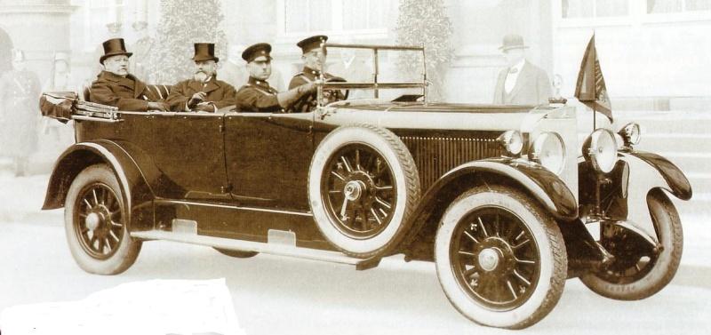 voitures de maréchaux, de generaux, de chefs d'état, de celebrités..... - Page 2 Marech11