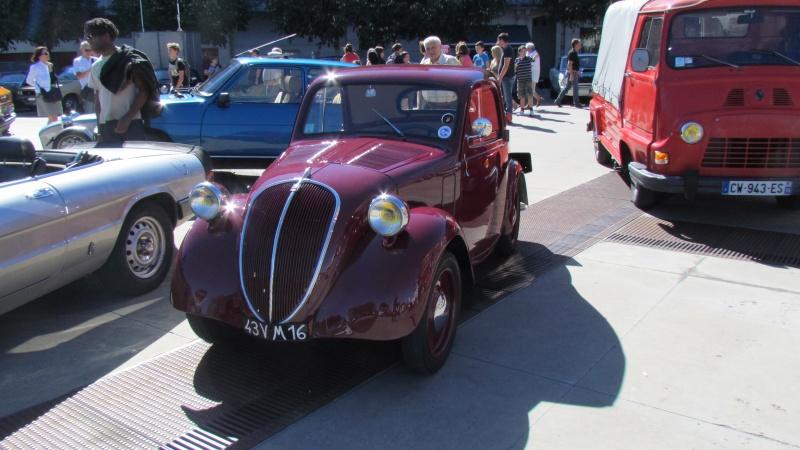 """SIMCA-FIAT, 6cv """"balilla"""", 5 """"topolino"""", 8 """"1100"""" les franco-italiennes - Page 2 Rempar22"""