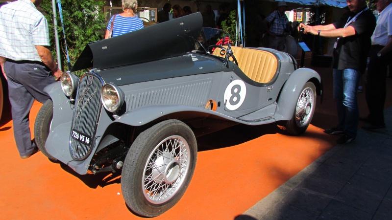 """SIMCA-FIAT, 6cv """"balilla"""", 5 """"topolino"""", 8 """"1100"""" les franco-italiennes - Page 2 Rempar36"""
