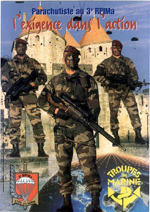 """Carcassonne : 9 généraux écrivent au ministre pour s'opposer à la dissolution du """"3"""" 3rpima11"""
