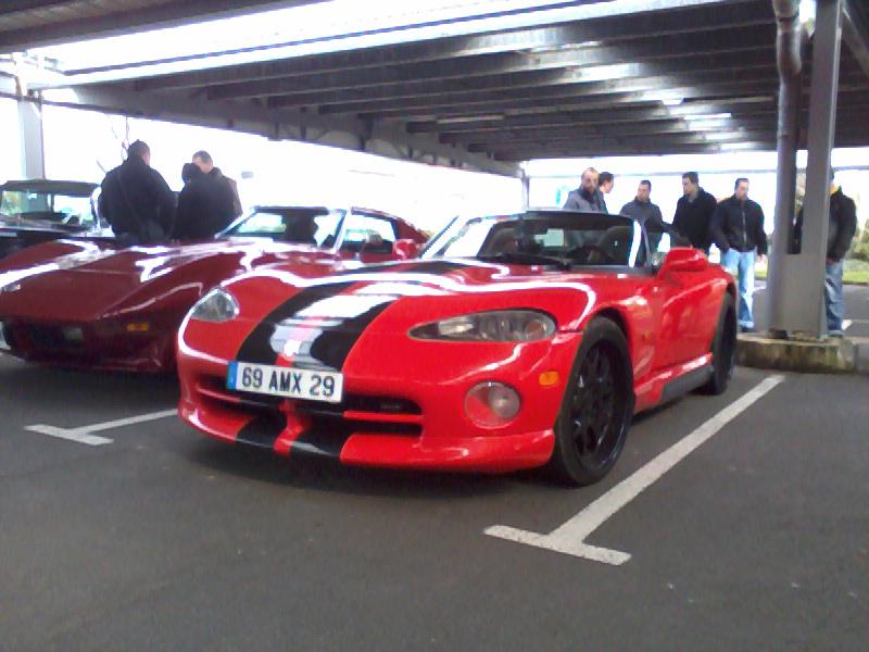 Rencard tous les 1ers dimanche du mois parking leclerc Plougastel toutes marques Photo033