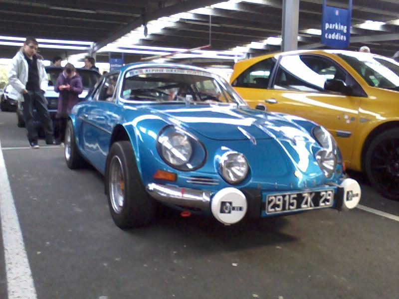 Rencard tous les 1ers dimanche du mois parking leclerc Plougastel toutes marques Photo034