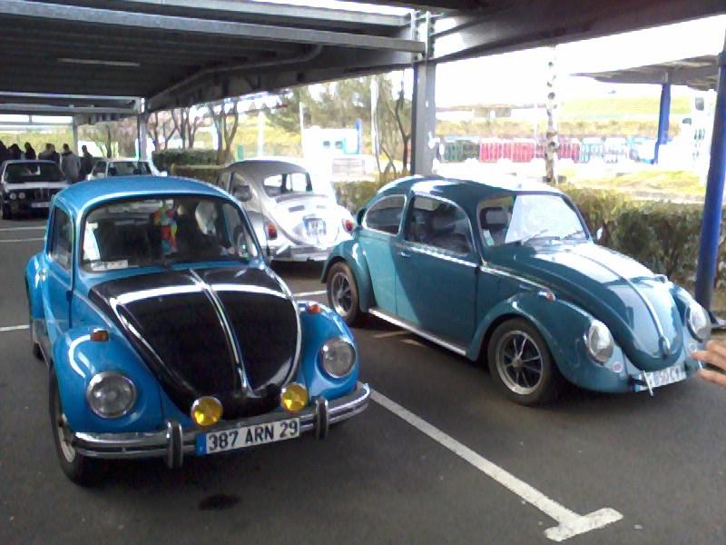 Rencard tous les 1ers dimanche du mois parking leclerc Plougastel toutes marques Photo039