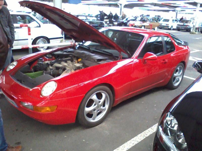 Rencard tous les 1ers dimanche du mois parking leclerc Plougastel toutes marques Photo043